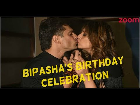 Bipasha Basu Celebrates Her 39th Birthday With Husband Karan Singh Grover