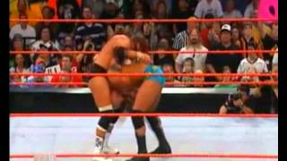 Triple H Vs. Randy Orton Highlights - WWE Unforgiven 2004