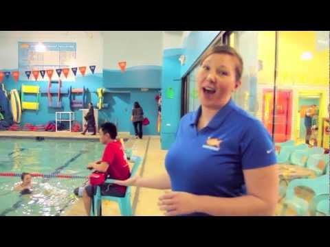 Welcome To Goldfish Swim School!
