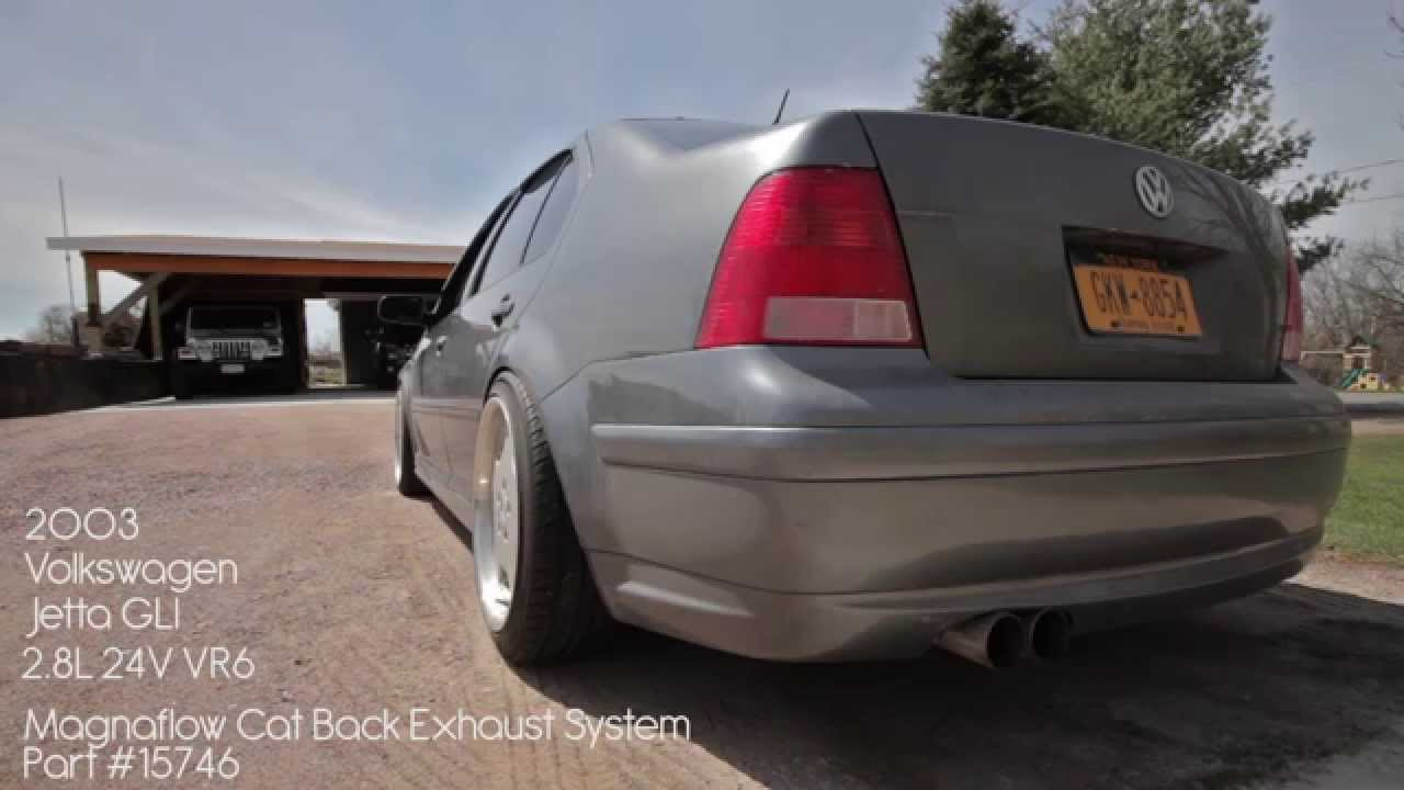 Stereotypical exhaust video mk4 jetta gli 24v vr6 youtube publicscrutiny Gallery