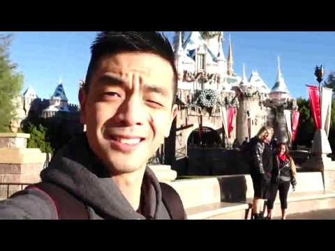 Los Angeles Trip: Disneyland (December 17, 2016)