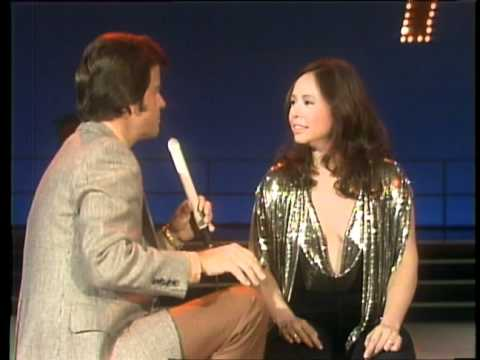 Dick Clark Interviews Yvonne Elliman - American Bandstand 1978