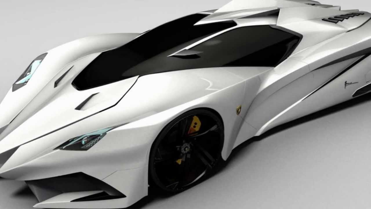 Lamborghini Ferruccio Concept - YouTube