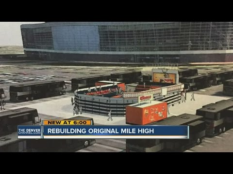 Rebuilding the original mile high