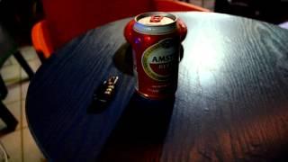 アムステルビール(オランダ) Amstel beer(Holland)