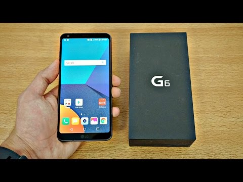 lg-g6-black-64gb---unboxing-&-first-look!-(4k)