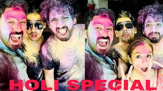 Holi Special Video - Armaan Malik Live || For All Armaanians - 2018
