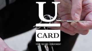 UNB's Secure Door Access – UCard