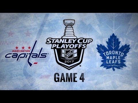 Oshie, Wilson lead Caps to 5-4 Game 4 win vs. Leafs