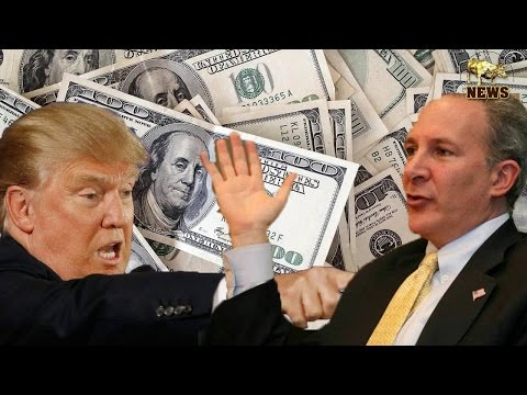 ALERT,ALERT: Peter Schiff on Trump, the Trade Deficit, the Fed, and More