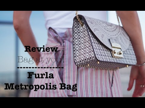 bd265fe3c383 Furla Metropolis Shoulder bag - YouTube