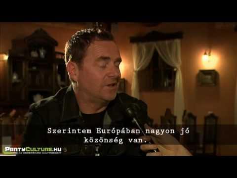 Nick Warren interview @ Szárcsa Csárda, Székesfehérvár 10/04/2010 P1 (www.kriszfoto.hu)