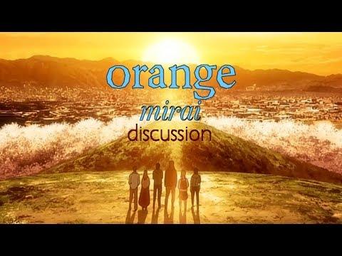 Orange: Mirai - Anime Movie Discussion