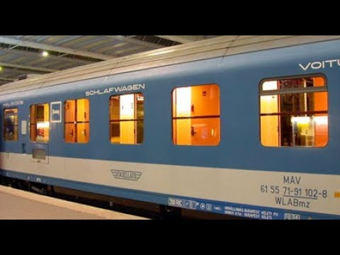 Sleeper Car Experience: Budapest Hungary to Bucharest Romania.