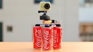 Awesome DIY Smart Security Camera - Can Life Hacks