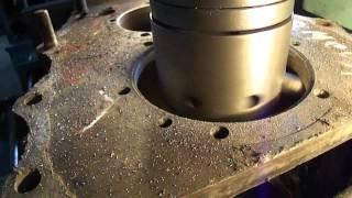 ремонт корпусов редукторов, делителей и коробок передач автомобиля Камаз
