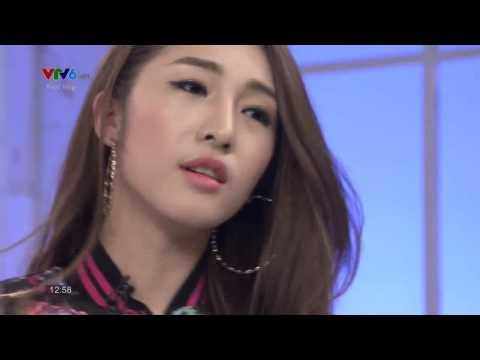 [MV HD] Mùa Xa Nhau - Emily (Live - Bữa trưa vui vẻ VTV6)