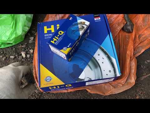 Тормозные диски Kia и Hyundai - каталоги врут!
