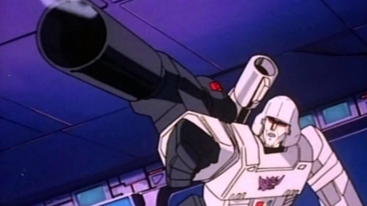 G1 Megatron Voice Test - YouTube