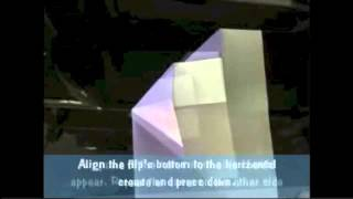 How To Fold Origami Hang Glider Xp