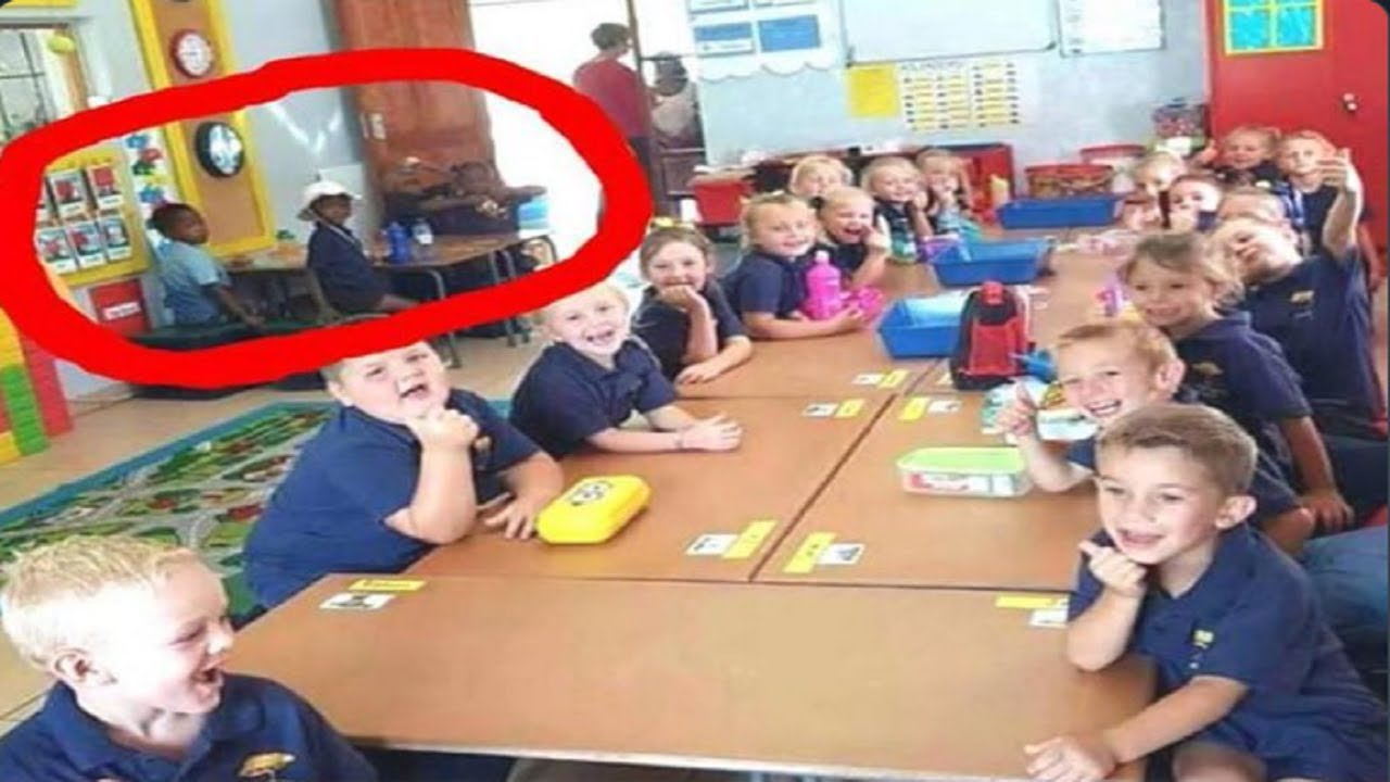 Segregation Pic In School Caused Outrage In South Africa;Teacher Suspended For Viral Photo