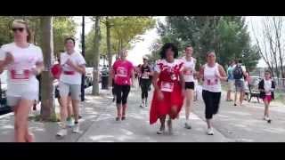 La Bordelaise 2014 - Run Féminin Tour