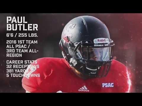 Paul Butler || California (PA) Career Highlights