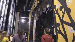 El Auditorio Nacional de Uruguay desvela al público qué hay detrás del telón