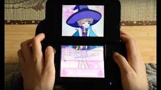 Nintendo Game シュガシュガルーン Sugar 2 Rune / Chocola et Vanilla / Słodkie słodkie czary Stage 7, Vanilla Mieux / Vanilla Aisu.