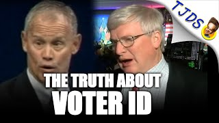 Republicans Openly Admit They Are Suppressing The Vote & Subverting Democracy.