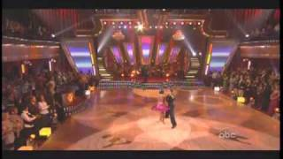 DWTS S07 Wk7 Pro Dance Dancing on the Ceiling