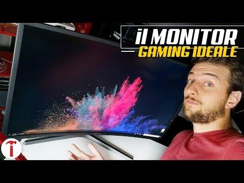 Monitor Gaming Samsung ideale per giocatori esigenti