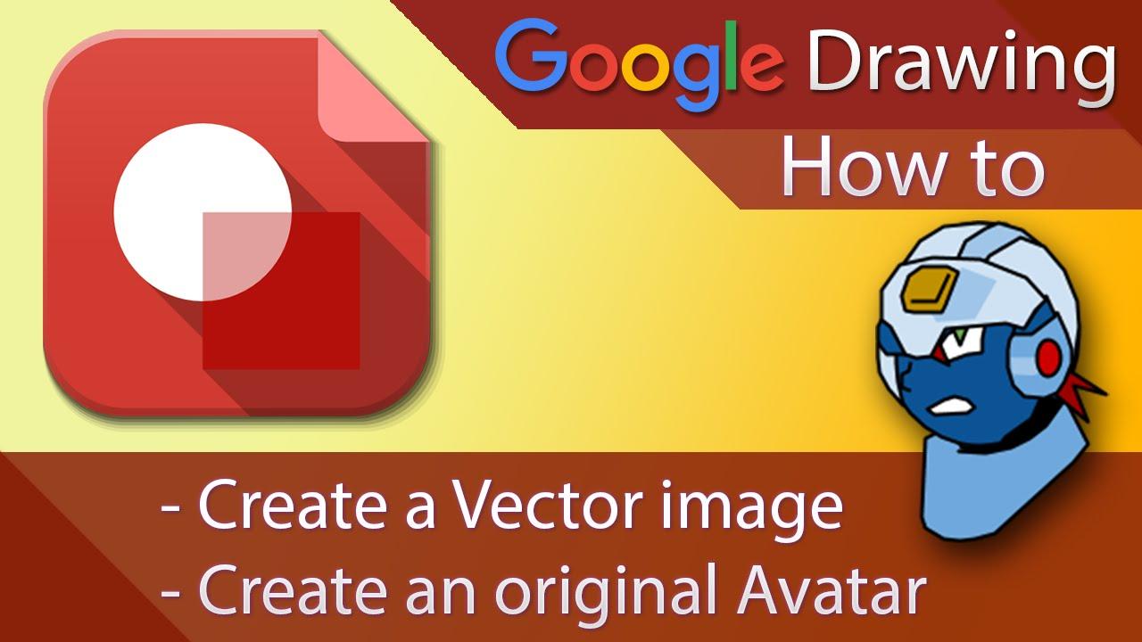 Google Drawings - Tutorial 02