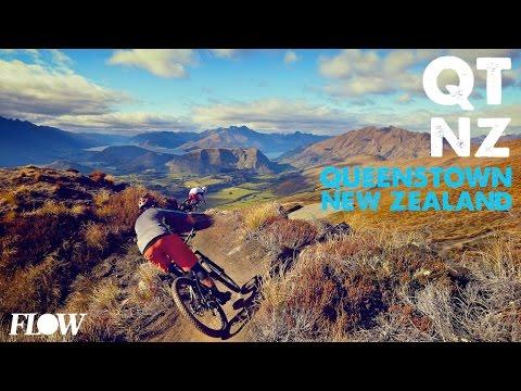 Queenstown, New Zealand - Top of the Mountain Bike Bucket List