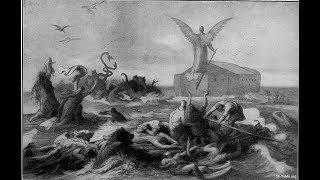 Бог-практикант неумело создал, а затем уничтожил людей
