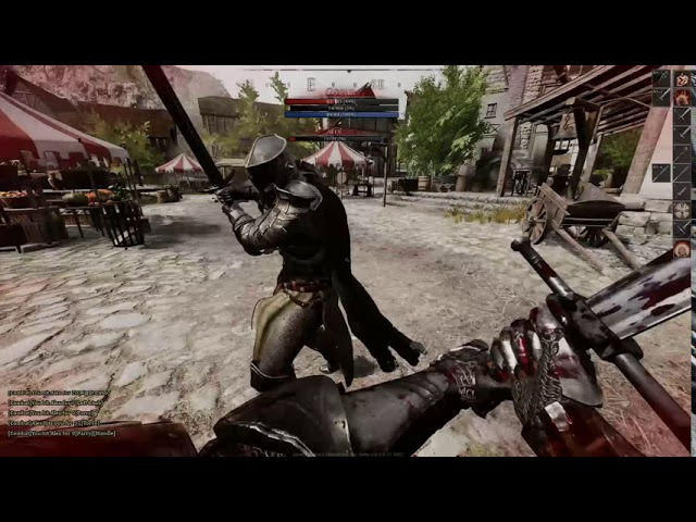 Mortal Online 2 Some duels in the morning