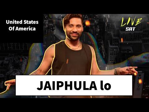 Jaiphula Official in United States Of America by AnupamZ || Sambalpuri folk