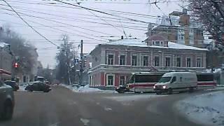 В Нижнем Новгороде сбили щенка
