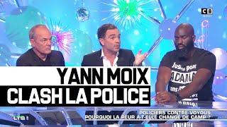 Yann Moix ridiculise la police