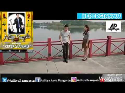 ADITYA PANGESTU - KEPERGIANMU ( Official video clip liric )