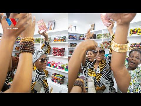 Download WASAFI LADIES WALIVYOMVAMIA MAMA DAIMOND KUCHUKUA MILIONI 5 YA MCHANGO HARUSI YA DIDA