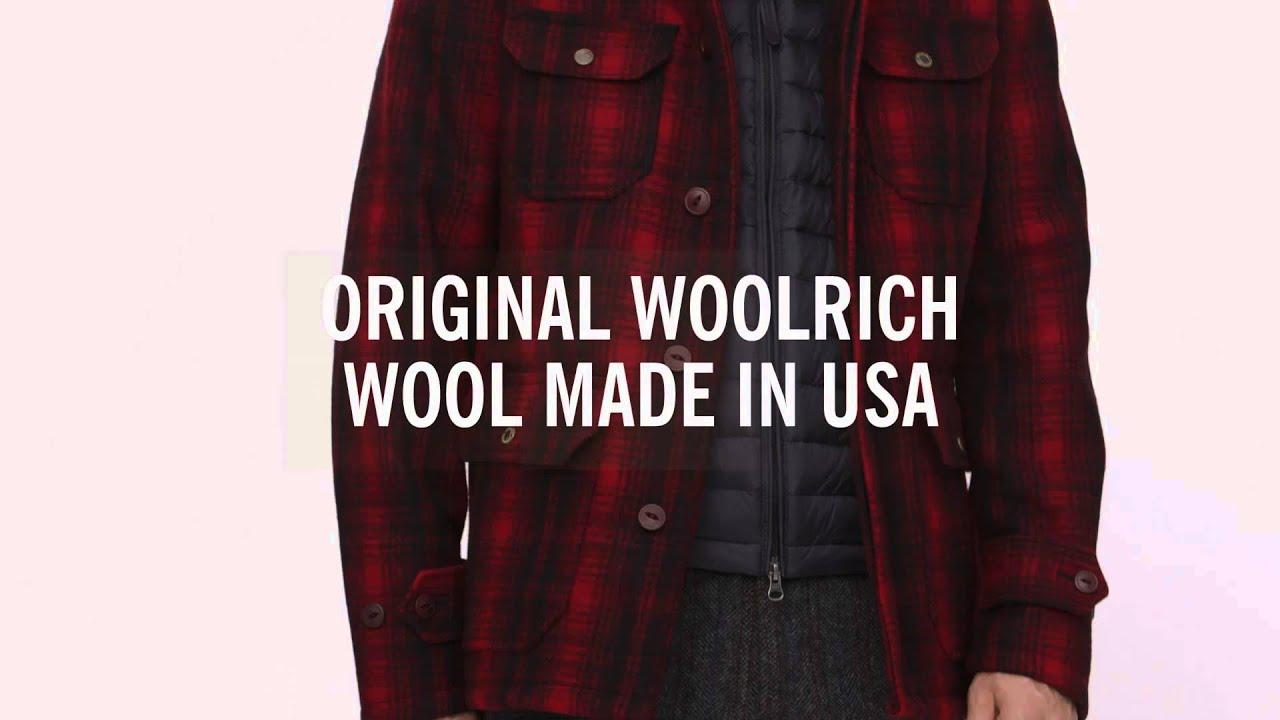 Woolrich Upland Field Jacket