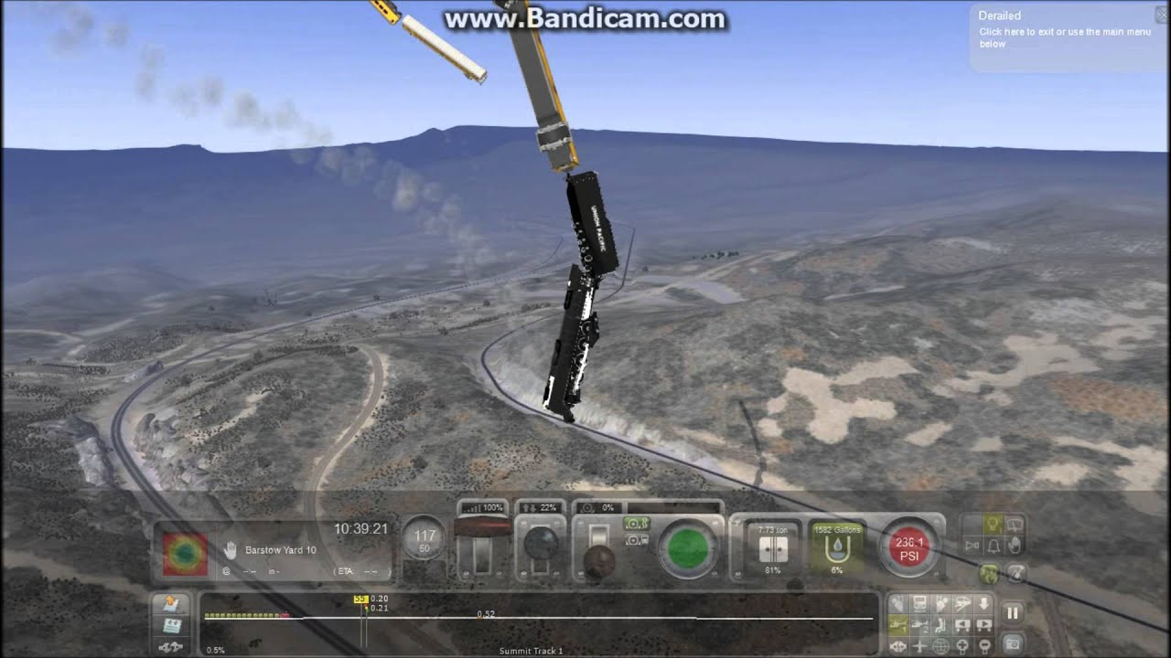 Train Simulator 2014 Hd Exclusive Msts Union Pacific 844