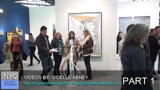 THE ARMORY SHOW 2018 - Part 1