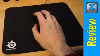 SteelSeries QcK Gaming Mouse Pad Review
