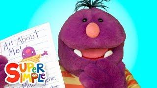 Скачать Learn All About Me Milo The Monster