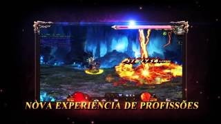 Gambar cover Legend Online II - Inferno Sangrento Promo Vídeo