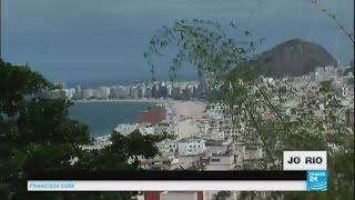 JO 2016 : ces favelas de Rio prisées des touristes