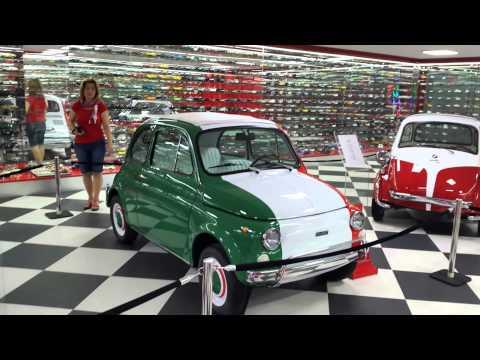 Key Museum Otomobil ve Motosiklet Müzesinin Minileri ...