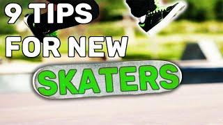 9 Helpful Tips For New Skateboarders